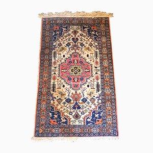 Mid-Century Teppich aus Baumwolle, 1960er