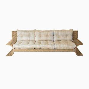Italienisches Galles 3-Sitzer Sofa von Marzio Cecchi für Studio Most, 1978