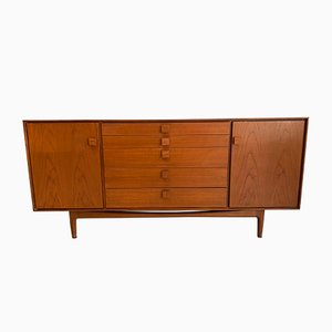 Teak Sideboard by Ib Kofod Larsen for G-Plan, 1960s