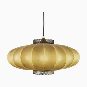 Cocoon Ceiling Lamp, 1950s