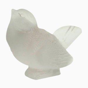 Pisapapeles Mockingbird de René Lalique, años 30