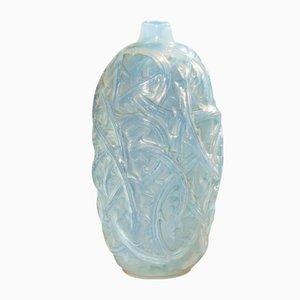 Vaso Ronces 946 vintage di René Lalique, anni '20