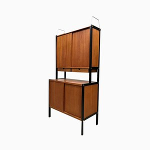 Swedish Teak Cabinet by Bertil Fridhagen for Bodafors, 1950s