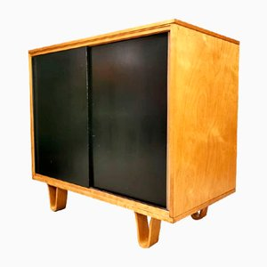 Dutch Birch CB52 Cabinet by Cees Braakman for Pastoe, 1950s