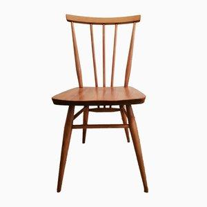 Mid-Century 391 Stuhl aus Buche & Ulmenholz von Lucian Ercolani für Ercol, 1950er