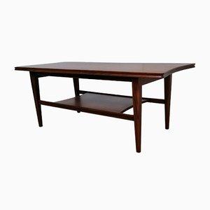 Tavolino da caffè in afrormosia di Richard Hornby, anni '60