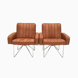 Armchairs by Hein Salomonson for A. Polak, 1960s, Set of 2
