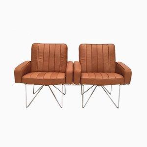 Sessel von Hein Salomonson für A. Polak, 1960er, 2er Set