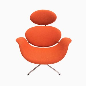 Model F551 Lounge Chair by Pierre Paulin for Artifort, 1959