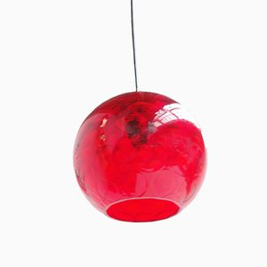 Modernist Ceiling Lamp by Carl Fagerlund for Orrefors, 1960s
