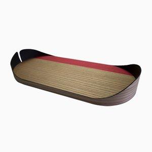 Medium Nelumbo Tray by Andrea Gregoris for Lignis