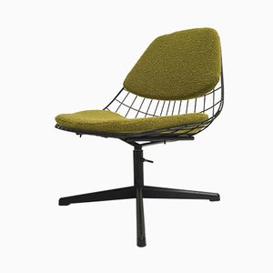 Modernist FM25 Swivel Chair by Cees Braakman & Adriaan Dekker for Pastoe, 1960s