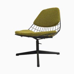 Modernist FM25 Swivel Chair by Cees Braakman & Adriaan Dekker for Pastoe, 1960s