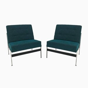 020 Lounge Chairs by Kho Liang Ie for Artifort, 1958, Set of 2