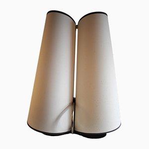 Lámpara de mesa italiana moderna de aluminio de Tobia & Afra Scarpa para Flos, años 80