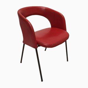 Industrielle italienische Esszimmerstühle von Rima, 1960er, 6er Set