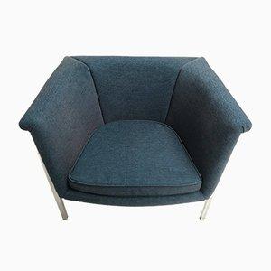 Modell 040 Sessel mit Gestell aus Palisander von Geoffrey Harcourt für Artifort, 1964, 2er Set