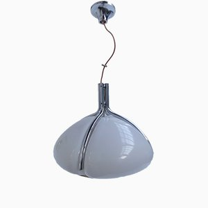 Italian Quadrifoglio Ceiling Lamp by Gae Aulenti for Guzzini, 1970s