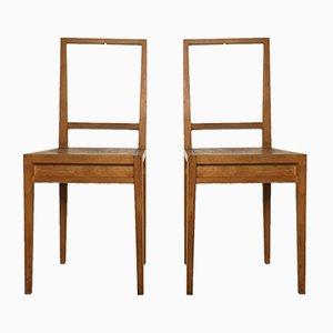Niederländische One Nightstand Stühle von Henk Stallinga für Droog Design, 1990er, 2er Set