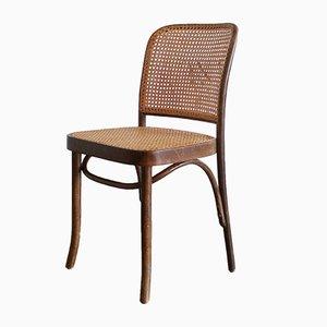 No. 811 Prague Stuhl von Josef Hoffmann für FMG, 1960er