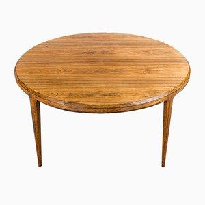 Table Basse en Palissandre par Johannes Andersen pour CFC Silkeborg, Danemark, 1960s