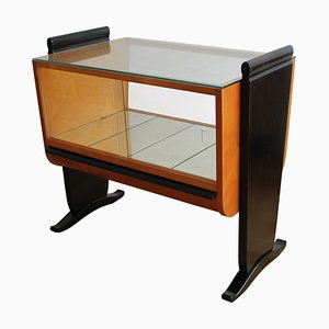 Art Deco Drinks Cabinet by Jindřich Halabala for UP Závody, 1930s