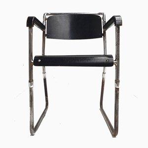 Bauhaus Hopmi Chair by Hermann Friedrich Mertens for UMS/Pastoe, 1933