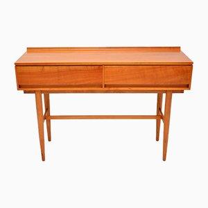 Table d'Appoint Vintage en Bois de Satin de Beresford & Hicks, 1960s