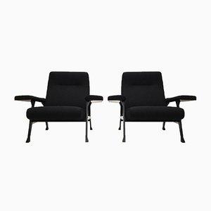 Italienische Hall Sessel von Roberto Menghi für Arflex, 1958, 2er Set