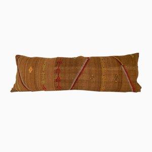 Handgewebter Boho Kelim Kissenbezug von Vintage Pillow Store Contemporary