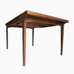 Tavolo da pranzo Fonseca allungabile in teak di John Herbert per A. Younger Ltd., anni '50