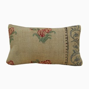 Funda de cojín hecha con kilim de Vintage Pillow Store Contemporary