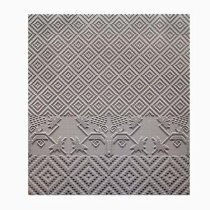 Pibiones Bianco Fenice Stein-Wandverkleidung von Pierluigi Piu für LITHEA