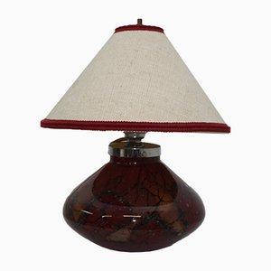 Lampada da tavolo Ikora di Karl Wiedmann per WMF, anni '50