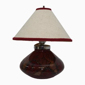 Lampe de Bureau Ikora par Karl Wiedmann pour WMF, 1950s