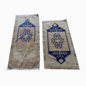 Small Turkish Rugs, 1960s, Set of 2
