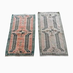 Small Area Rugs, 1960s, Set of 2
