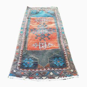 Teppich aus Baumwolle, 1970er
