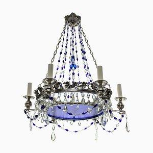 Lámpara de araña rusa antigua