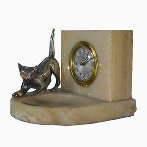 Art Deco Uhr, 1930er