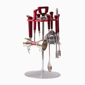 Juego de cocina Art Déco de baquelita de Glo Hill para Glo Hill, años 30