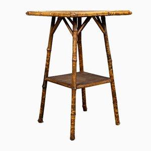 Table d'Appoint Antique en Bambou