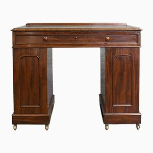 Antique Mahogany Architect's Worktable, 1810s