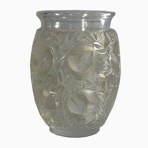 Vase Bagatelle en Cristal par René Lalique, 1939