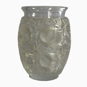 Vaso Bagatelle in cristallo di René Lalique, 1939