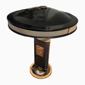 Lampada da tavolo a forma di sirena di Eileen Gray per Jumo, anni '50