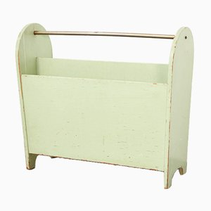 Modernist Magazine Rack from H. Pander & Zn., 1930s