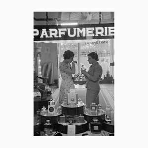 Parfumerie Print by Kurt Hutton