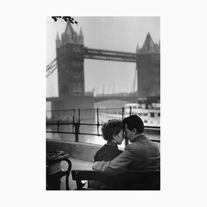 London Lovers Druck von Galerie Prints