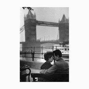 Stampa London Lovers di Galerie Prints